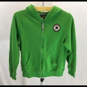 Converse Girl's Hoodie Jacket